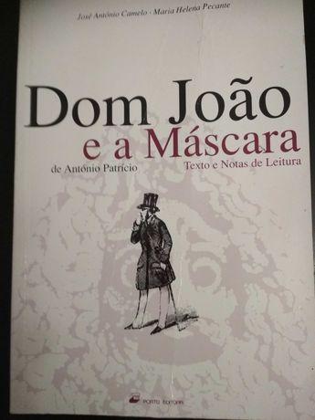 Dom João e a Máscara