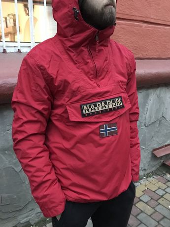Анорак napapijri rainforest skidoo мужская куртка на зиму