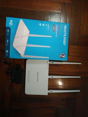 Router Multilaser 300 mbps