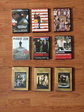 9 DVDs (portes incluídos)