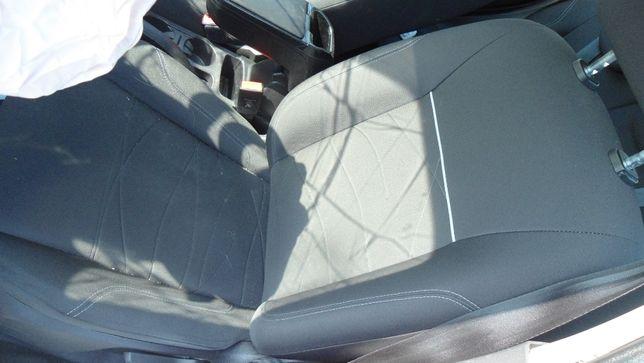 Fotele Kanapa Boczki Komplet Ford Fiesta MK7 2013r EUROPA 5D