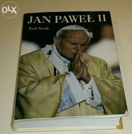 książka ,,Jan Paweł II'' Tad Sulc - Bydgoszcz