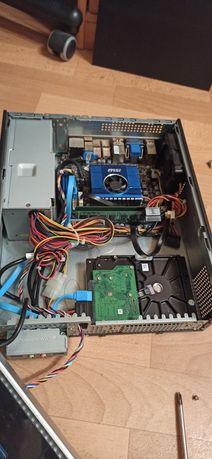 Системный блок mini-ITX.