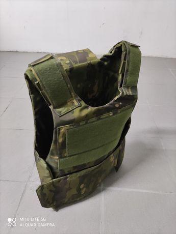 Colete, Airsoft, Camuflagem verde