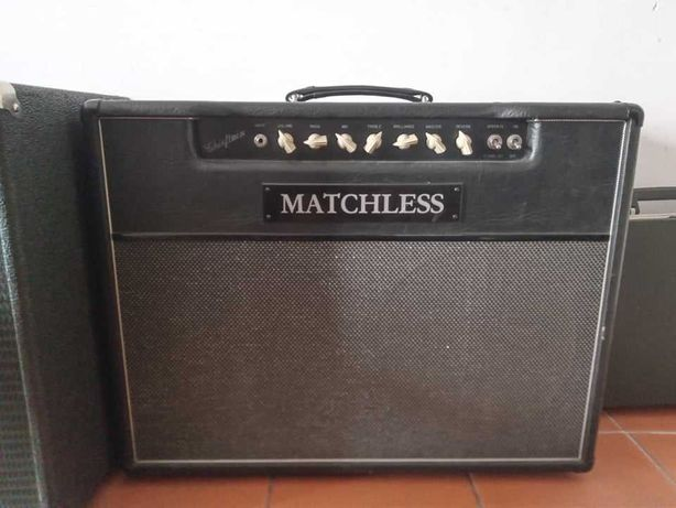 Amplificador de Guitarra Profissional Matchless