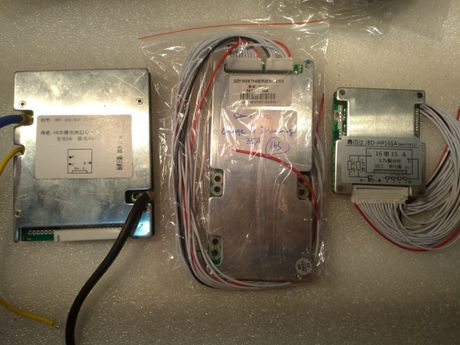 BMS 60V (16s) 15A/35A/45A Li-ion bateria 3.7v (4.2v)