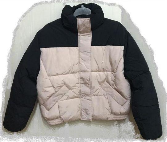 Женская теплая куртка H&M, размер М