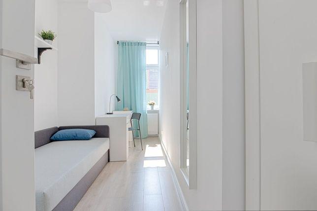 Pokój w 3 pok. mieszkaniu dla Studentki, politech.650m - od zaraz!