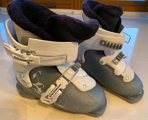 Buty narciarskie rozmiar 19 SALOMON