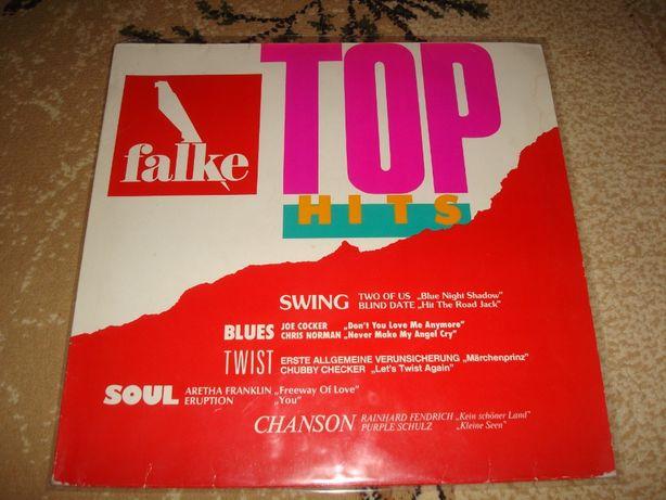 Płyty winylowe składanka Tops Hits
