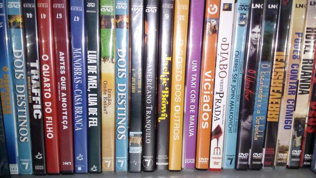 Filmes DVD a 50cents - minimo 10 unidades