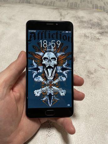 Продам смартфон Meizu M5 Note 16GB Silver