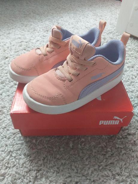 Buty dziecięce Puma rozmiar 24