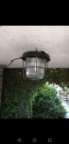 Lampa prl cieżka