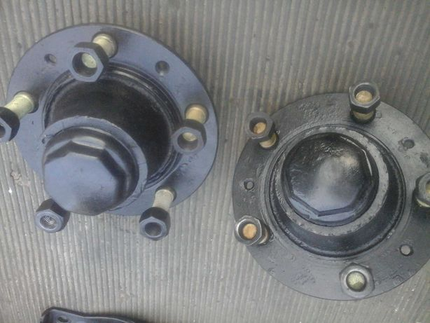 Ступицы ГАЗ-24,2410 в сборе,цапфы в сборе,рессоры маятники,стрем,аморт