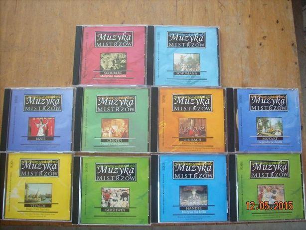 Muzyka poważna - kolekcja 10 płyt CD