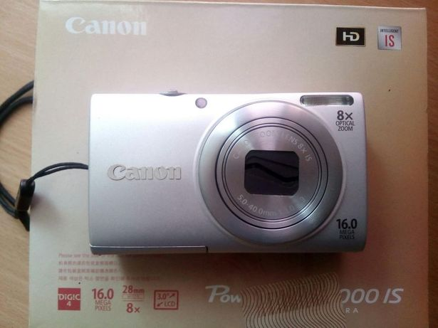 Canon Power shot A-4000 is