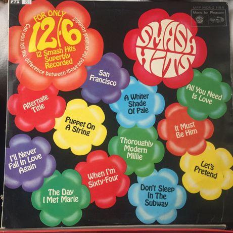 Vinil Smash hits 1967