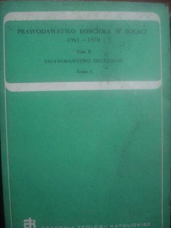 Prawodawstwo Kościoła w Polsce