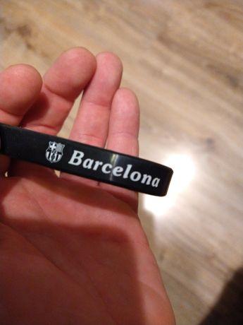 Opaska silikonowa FC Barcelona
