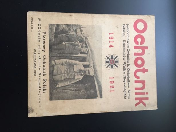 Ochotnik Polski z 1938