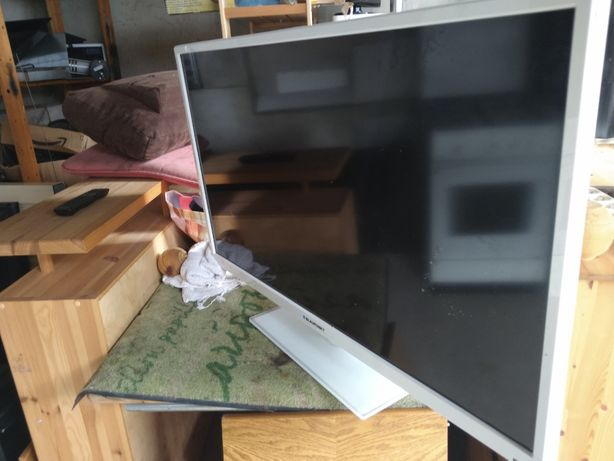 tv blaupunkt uszkodzony 40/122N-GW-5W