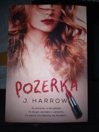 Książka Pozerka J.Harrow