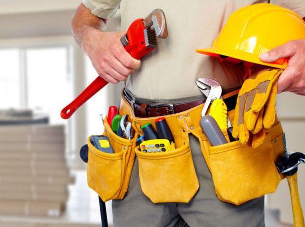 Złota rączka,elektryk,hydraulik,malarz, naprawy i remonty TANIO