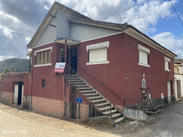 Moradia m3, Vila Nova do Ceira, perto de Gois (V644PL)