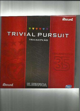 Jogo Completo Trivial Pursuit Benfica Tricampeão