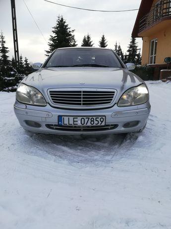 Mercedes Benz W220 5.0 s klasa