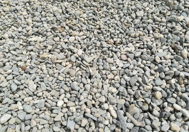 Żwir płukany  piasek kruszywo