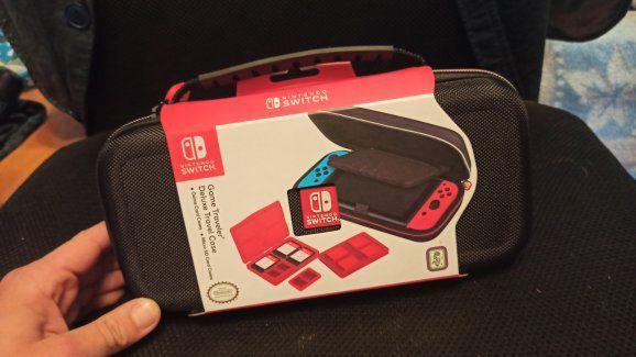 Nowy Pokrowiec Etui na Nintendo Switch