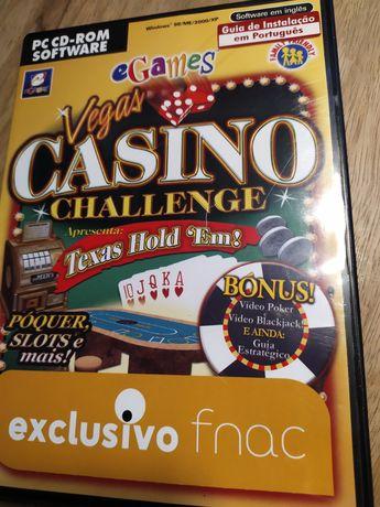 Jogo computador Vegas casino challenge