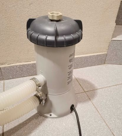 Pompa basenowa z filtrem INTEX 604M