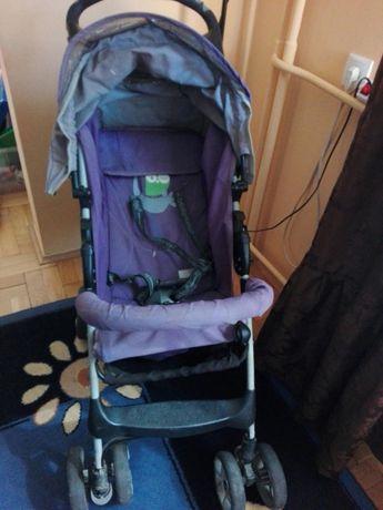 Wózek spacerowy firmy Baby Design