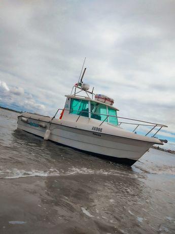 Lancha Costa Brava passeio/pesca! OPORTUNIDADE