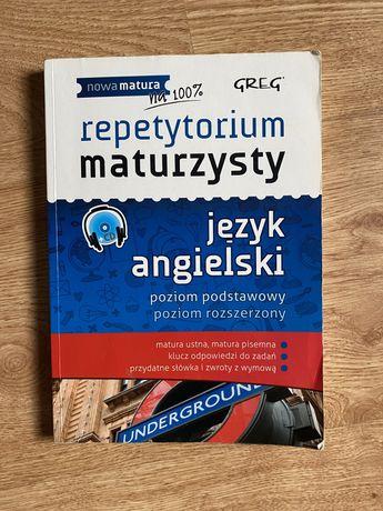 Repetytorium marurzysty j. Angielski