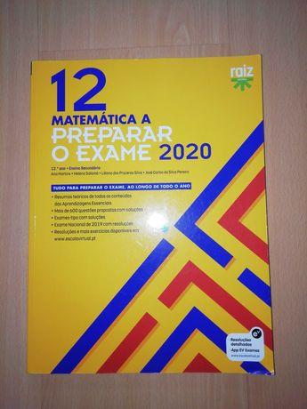 Preparar exame - Matemática