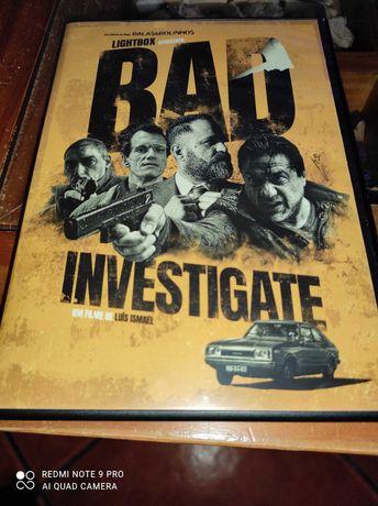 DVD filmes Bad Investigate