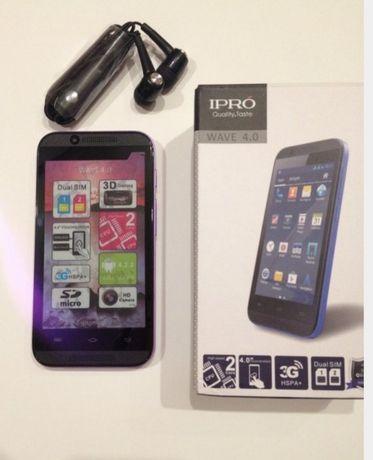 Смартфон IPRO WAVE 4.0,  новий