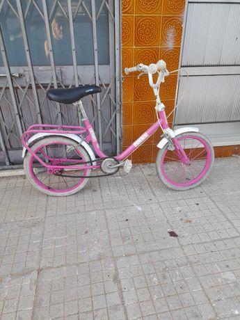 Bicicleta de menina roda 14 Nancy