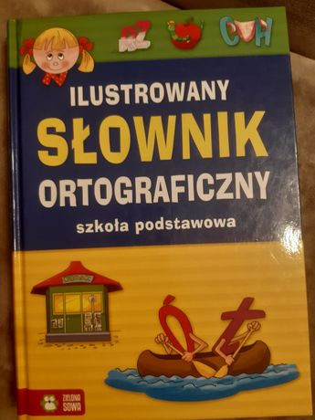 Ilustrowamy słownik ortograficzny