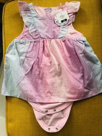 Nowa sukieneczka Smyk roz. 74