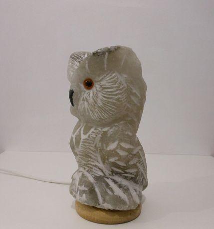 Соляной светильник Филин 2,5-3,5 кг