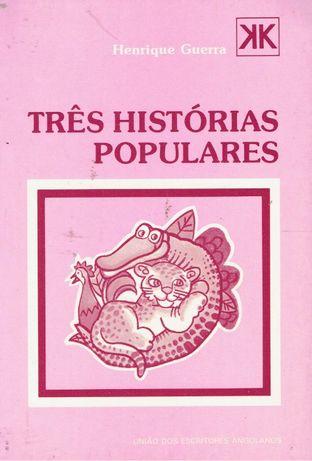 5050 Três Histórias Populares de Henrique Guerra