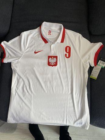 Koszulka Reprezentacji Polski. Nike breathe Euro 2020! NOWA! XL!