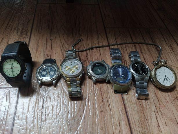 Stare zabytkowe zegarki naręczne prl antyk