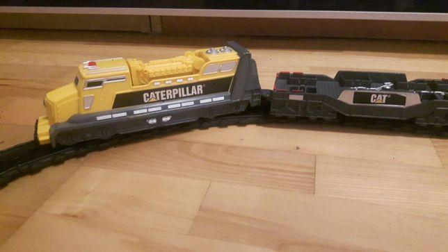 Pociąg kolejka elektryczna Caterpillar-OKAZJA!