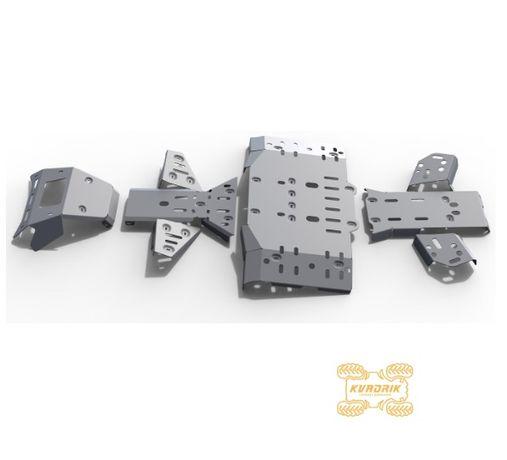 Защита днища Rival на квадроцикл CFMoto X4, X5, X6, X8, X10